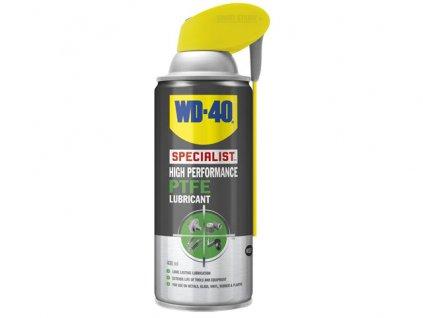 Sprej WD-40® Specialist HP PTFE, 400 ml  + praktický pomocník k objednávke
