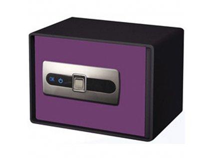 Trezor Safewell 23FPA • Fingerprint, na odtlačok prsta, 230x350x290 mm  + praktický pomocník k objednávke