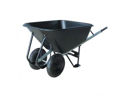 Fúrik Greenlawn Titan 180 lit, 2x nafukovacie koleso, plast, max. 180 kg  + praktický pomocník k objednávke