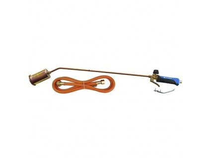 Horák KEMPER 121960MT5RF, na plyn, LPG, 060 mm, 630 mm, 7,9 kW, s hadicou 5m, regulator  + praktický pomocník k objednávke