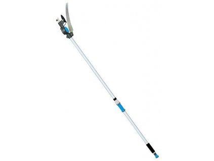 Nožnice AQUACRAFT® 320146, na konáre, s píloku, teleskopické, max. 2 m  + praktický pomocník k objednávke
