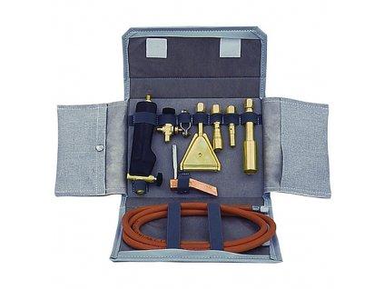 Súprava Meva 2192, na plyn, LPG, spájkovacia, klampiarska, v brašni  + praktický pomocník k objednávke