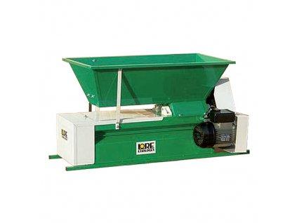 Odstopkovac LGCSR3, smalt, elektrický 0,75 kW  + praktický pomocník k objednávke
