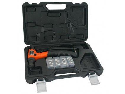 Kliešte Strend Pro BT-603, 200 mm, nitovacie, pákové, pre maticové nity, v kufri  + praktický pomocník k objednávke