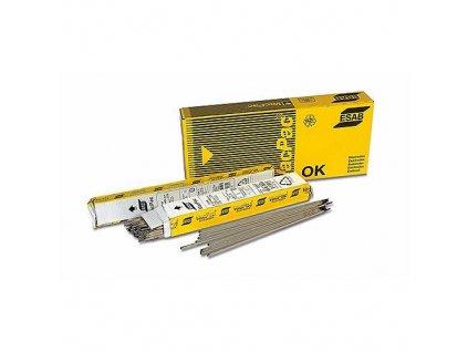 Elektródy ESAB OK 48.00 4,0/350 mm, 4.6 kg, 86 ks, 3 bal.  + praktický pomocník k objednávke