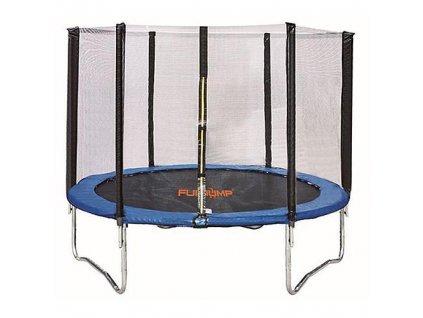 Trampolína Skipjump XT08, 240 cm, sieť, rebrík  + praktický pomocník k objednávke
