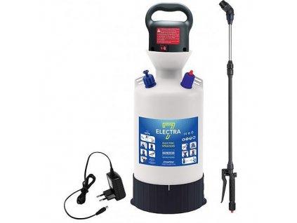 Postrekovac dimartino® ELECTRA 7, elektrický, 12V  + praktický pomocník k objednávke