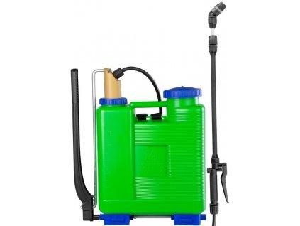 Postrekovac GDM® ROSY 12, nyplen, 13 lit., chrbtový  + praktický pomocník k objednávke