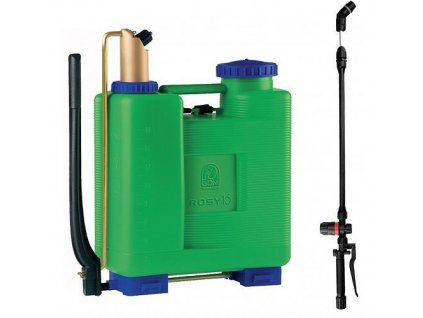 Postrekovac GDM® ROSY 16, nyplen, 16 lit., chrbtový  + praktický pomocník k objednávke