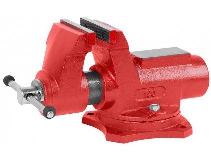 Zverák Strend Pro Premium XV-224, 150 mm, GS, dielenský, otočný  + praktický pomocník k objednávke