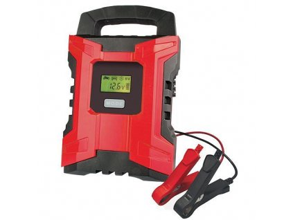 Nabíjačka Strend Pro SBC-10, 10.0A, 6V/12V, IP20, LCD, na autobatérie  + praktický pomocník k objednávke