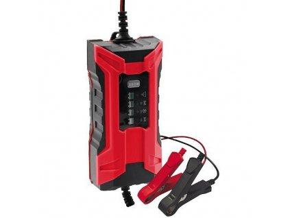 Nabíjačka Strend Pro SBC-02, 2.0A, 6V/12V, IP65, LED, na autobatérie  + praktický pomocník k objednávke