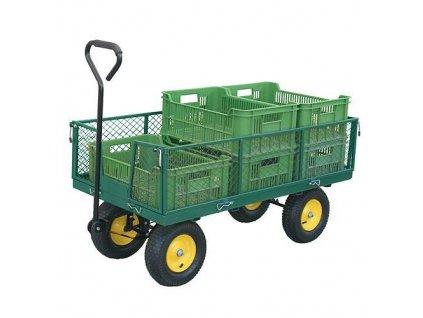 Vozík Handtruck 515, 1250x650x320 mm, záhradný  + praktický pomocník k objednávke
