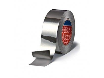 Páska tesa® PRO Aluminium, hliníková, 50 mm, L-50 m  + praktický pomocník k objednávke