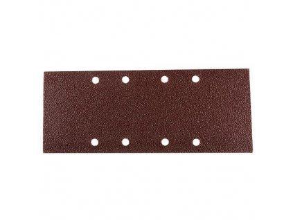 Papier KONNER VED-15, 115x230 mm, P060, 8 dier, brúsny, do vibračnej brúsky, bal. 10 ks  + praktický pomocník k objednávke