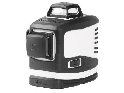 Laser KAPRO® 883G Prolaser®, 3D All-Lines, GreenBeam, v kufri  + praktický Darček k objednávke