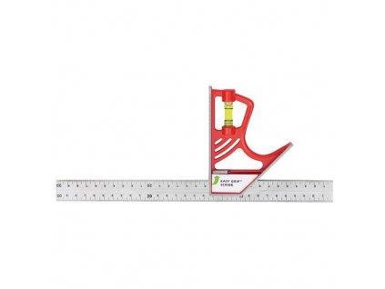 Uholník KAPRO® 325, 300 mm, Easy Grip™, libela  + praktický pomocník k objednávke