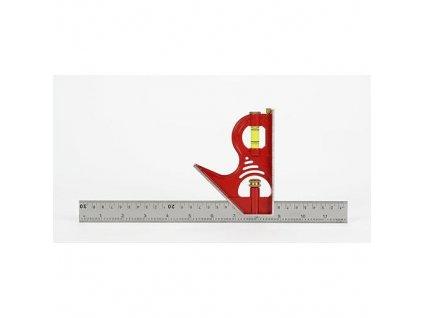 Uholník KAPRO® 352, 300 mm, libela  + praktický pomocník k objednávke