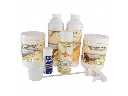 Tablety Chemoform, Whirlpool set, do virivky  + praktický pomocník k objednávke