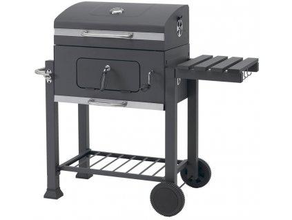 Gril Strend Pro Konzul, BBQ, na drevené uhlie, 117x61x108 cm  + praktický pomocník k objednávke