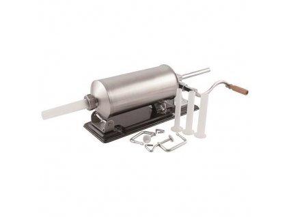 Plnicka Porking SM208, na klobásy a jaternice, horizontálna, 4 kg, ručná  + praktický pomocník k objednávke