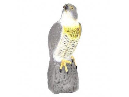 Plašič vtákov, Jastrab, 40 cm  + praktický pomocník k objednávke