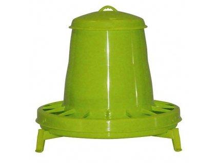 Krmitko Novital 2203AF, 5.25 lit., pre hydinu, plastové, na podstavci  + praktický pomocník k objednávke