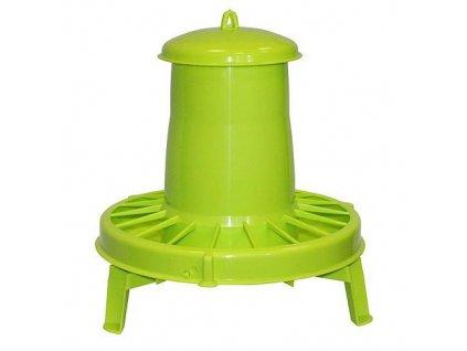 Krmitko Novital 2198AF, 10.5 lit., pre hydinu, plastové, na podstavci  + praktický pomocník k objednávke