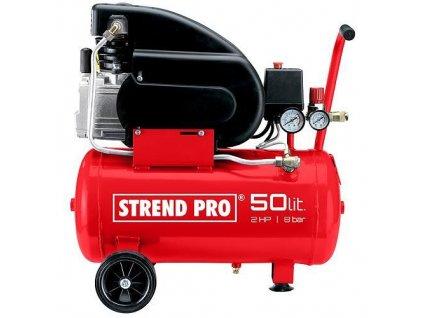 Kompresor Strend Pro FL2050-08, 1,5 kW, 50 lit, 1 piestový  + praktický pomocník k objednávke