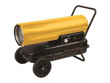 Ohrievac STREND PRO BGO1601-30, max. 30 kW, naftový  + praktický pomocník k objednávke