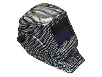Kukla zváračská Galaxy Carbon 3000, AutoDark, samostmievacia, 4 senzorová  + praktický pomocník k objednávke