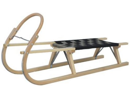 Sane Appache, 111x34,5x51cm, sánky drevené, s popruhom  + praktický Darček k objednávke
