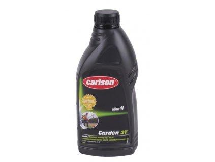 Olej carlson® GARDEN 2T, API TC, 1000 ml  + praktický pomocník k objednávke