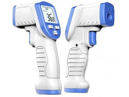 Teplomer Strend Pro SW-3361, +32°C až +45°C, infračervený bezkontaktný  + praktický pomocník k objednávke