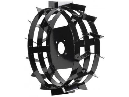 Kolesá na rotavátor Worcraft WPLM112 lopatkové kovové (1 pár), 5,0-12, B  + praktický pomocník k objednávke