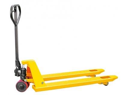 Vozík DB 2T, 1150x550x75mm, 2.0 t, PU, paletový  + praktický pomocník k objednávke