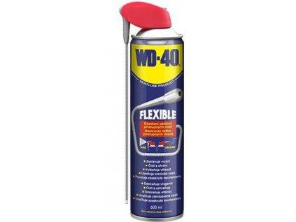 Sprej WD-40® Flexible 600 ml, flexibilná trubička  + praktický pomocník k objednávke