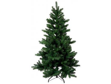 Stromček MagicHome Vianoce Eduard, jedľa 2D+3D, 210 cm  + praktický pomocník k objednávke