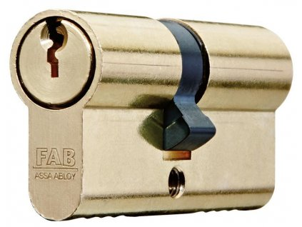 Vložka cylindrická FAB 200RSBD/45+45 , 3 kľúče, stavebná  + praktický pomocník k objednávke