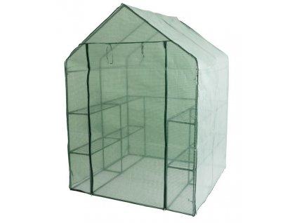 Parenisko Greenhouse X098, 142x142x193 cm, fólia  + praktický Darček k objednávke