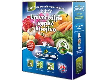 Hnojivo Rokohumin Univerzálne sypké hnojivo, 1 kg  + praktický pomocník k objednávke