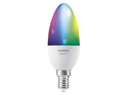 Ziarovka LEDVANCE® SMART+ WIFI 040 (ean5556) dim - stmievateľná, mení farby, 5W, E14, CLASSIC B  + praktický pomocník k objednávke