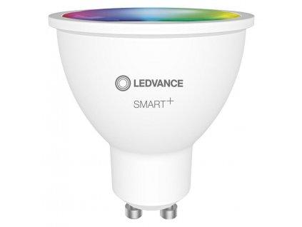 Ziarovka LEDVANCE® SMART+ WIFI 050 (ean5693) dim - stmievateľná, mení farby, GU10, PAR16  + praktický pomocník k objednávke