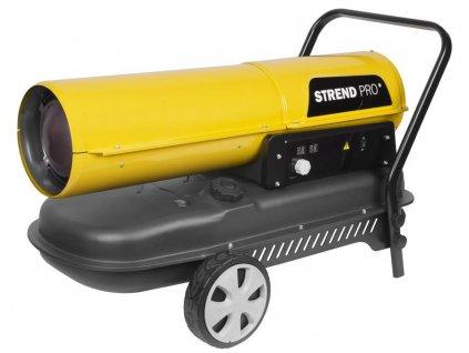Ohrievač Strend Pro BGO1601-50, max. 50 kW, naftový  + praktický pomocník k objednávke