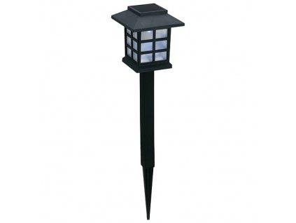 X Lampa Solar Alya, 385 mm, 1 LED, bal. 16 ks, AAA  + praktický pomocník k objednávke