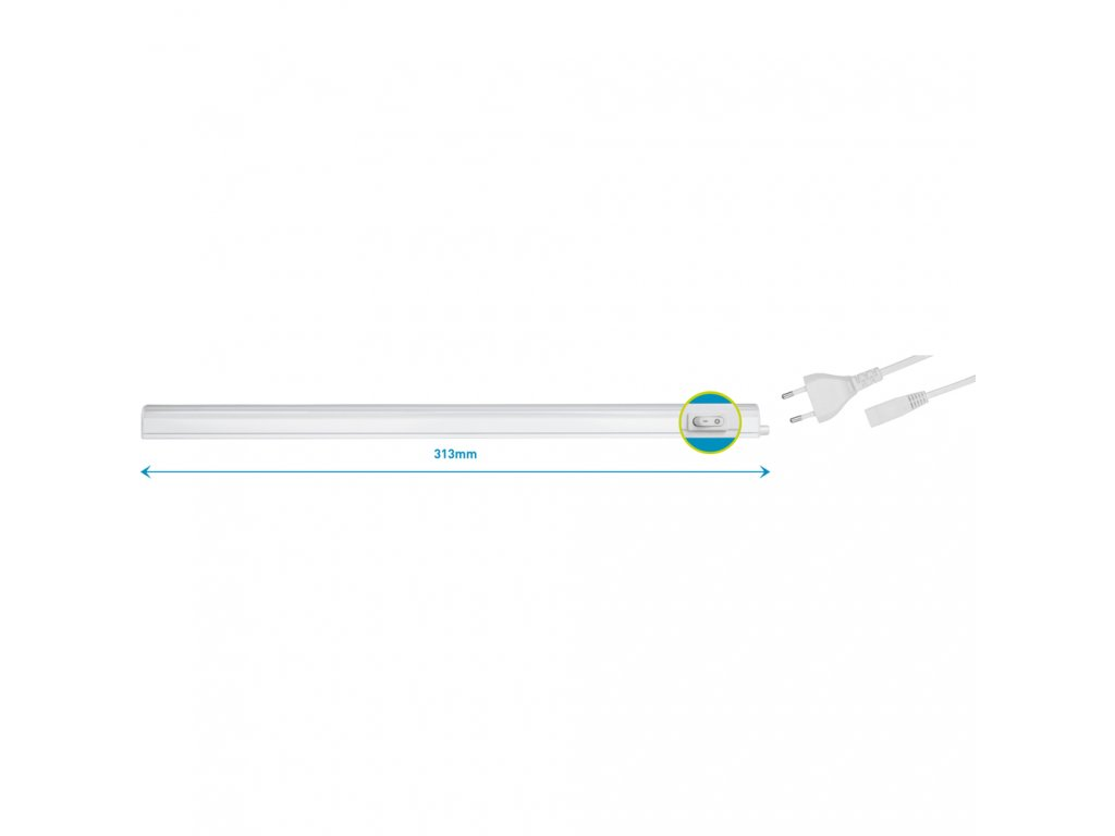 RETLUX RLL 503 LED T5 4W 30CM