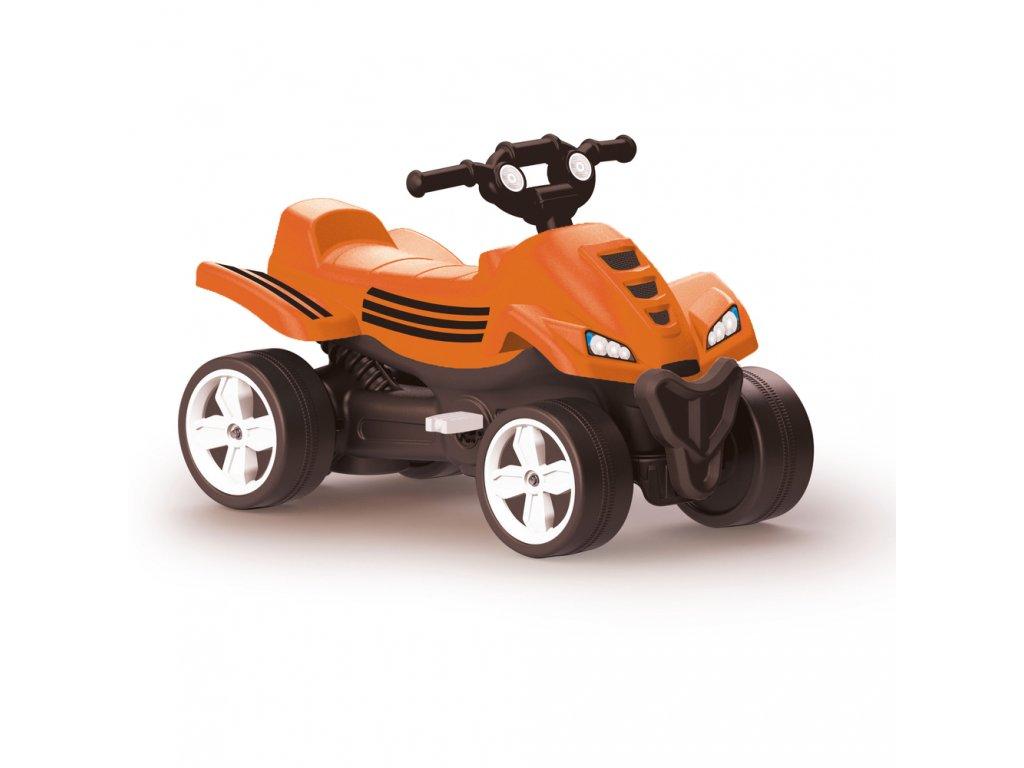 Buddy Toys Šlapací čtyřkolka 3001