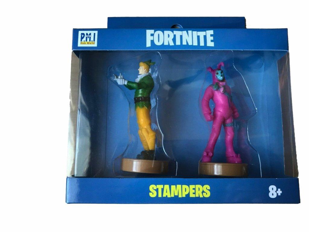 Fortnite - figurky razítko S1 (2 ks) /C/