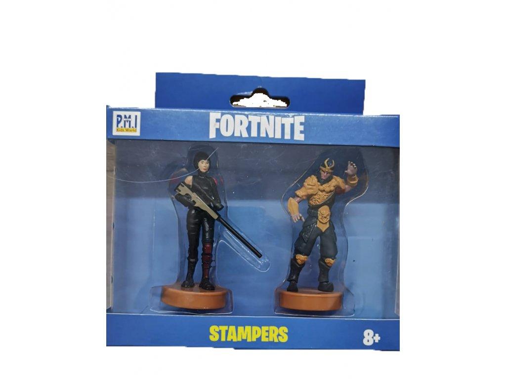 Fortnite - figurky razítko S1 (2 ks) /G/