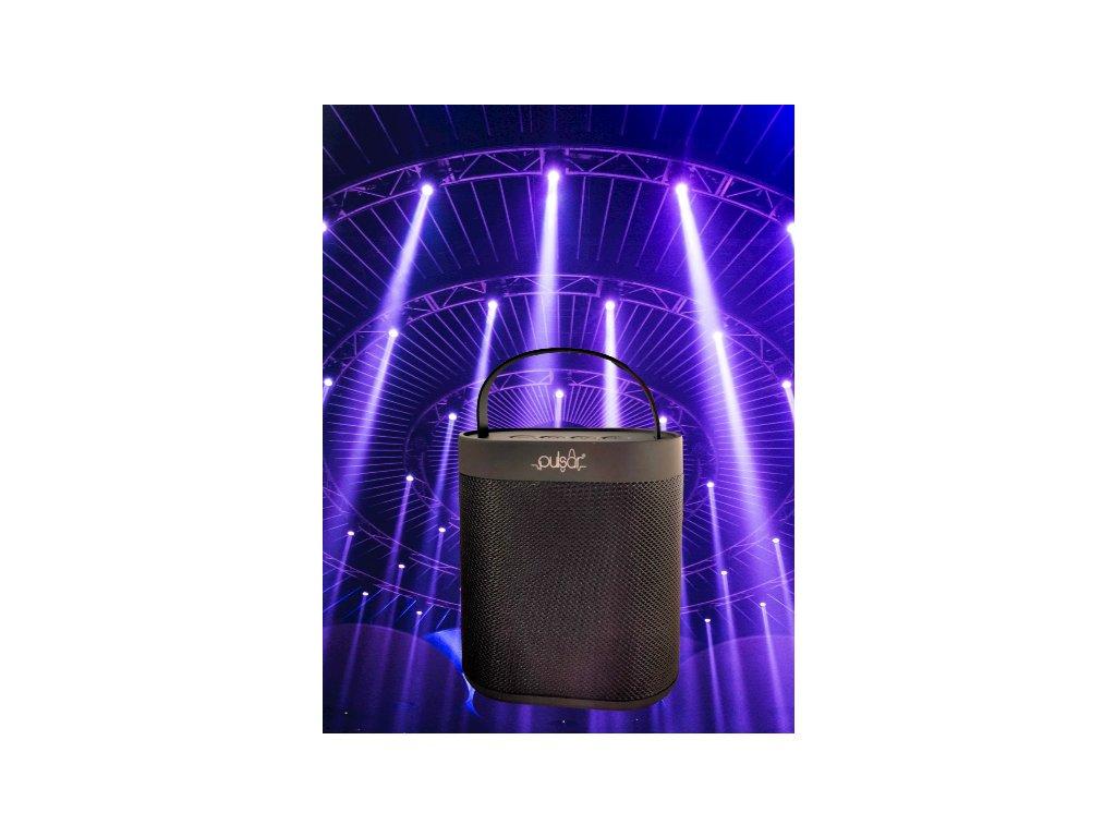 Pulsar Fabric Bluetooth reproduktor černý